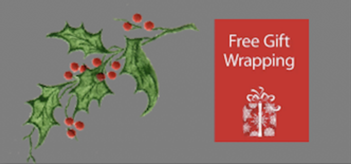 Free Giftwrap