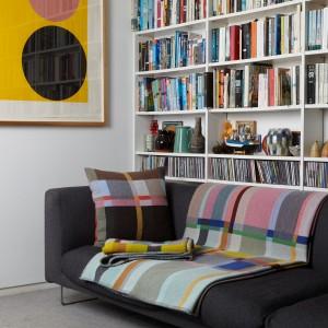 Wallace Sewell Block Weave Blanket