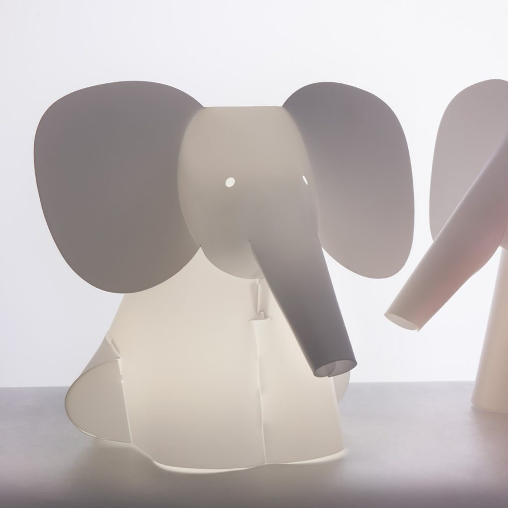 ZzzooLight Lamp Elephant Officina Crea Italy