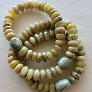 Yellow Opal Bracelet Peace Within