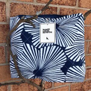 Lucas du Tertre Cosmetic Bag Blue