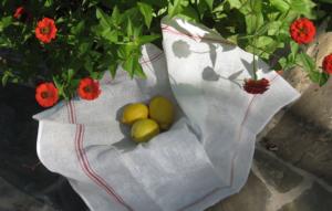 Libeco linen kitchen towels