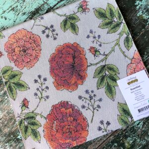 Ekelund table runners Swedish Rosenblad