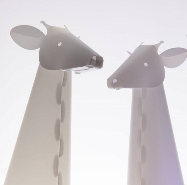 ZzzooLights animal lamps giraffe