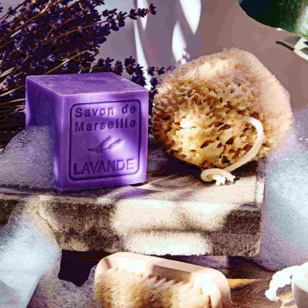 Chatelard 1802 French Lavender Marseille Soap