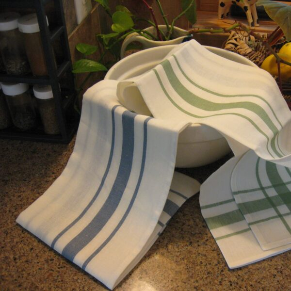 Libeco Camaret Kitchen Towels Belgium