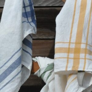Libeco Kitchen Towels Camaret Belgian Linen