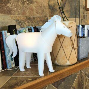 Zzzoolights animal lights horse