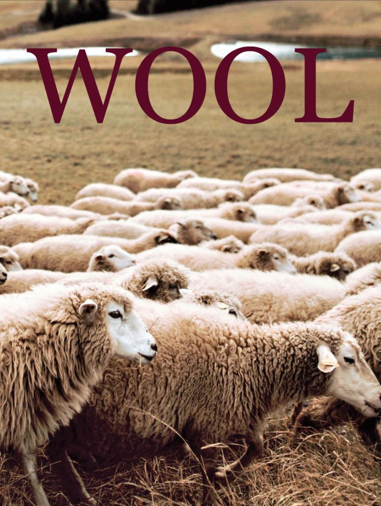 Wool Tweedmill throws blankets Metaphore European Home