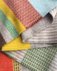 Wallace Sewell London English Wool Scarve