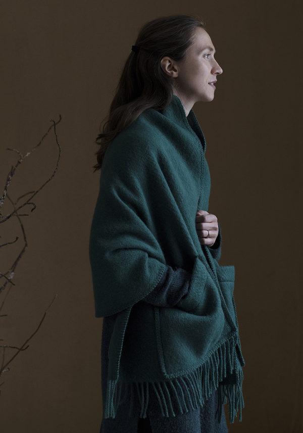 Lapuan Kankurit Finland Wool Pocket Shawl