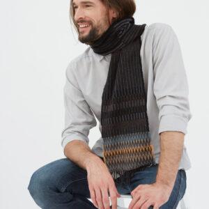 Wallace#Sewell London Men's English Wool Scarf
