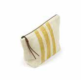Libeco Linen Bag Purse Pouch Belgian Linen