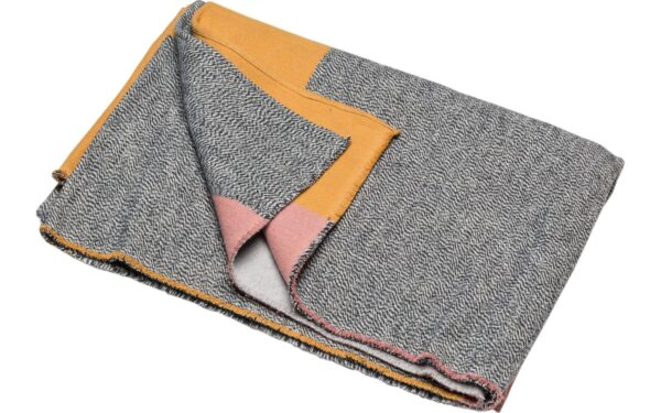 David Fussenegger Throw Blanket Cotton Austria