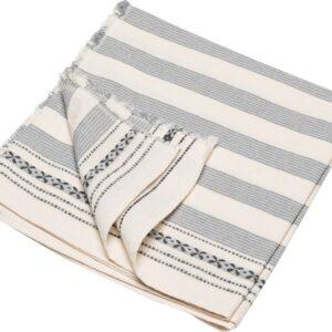 David Fussenegger Beach Bath Towels Cotton Gray