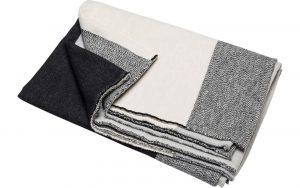 David Fussenegger throws blankets