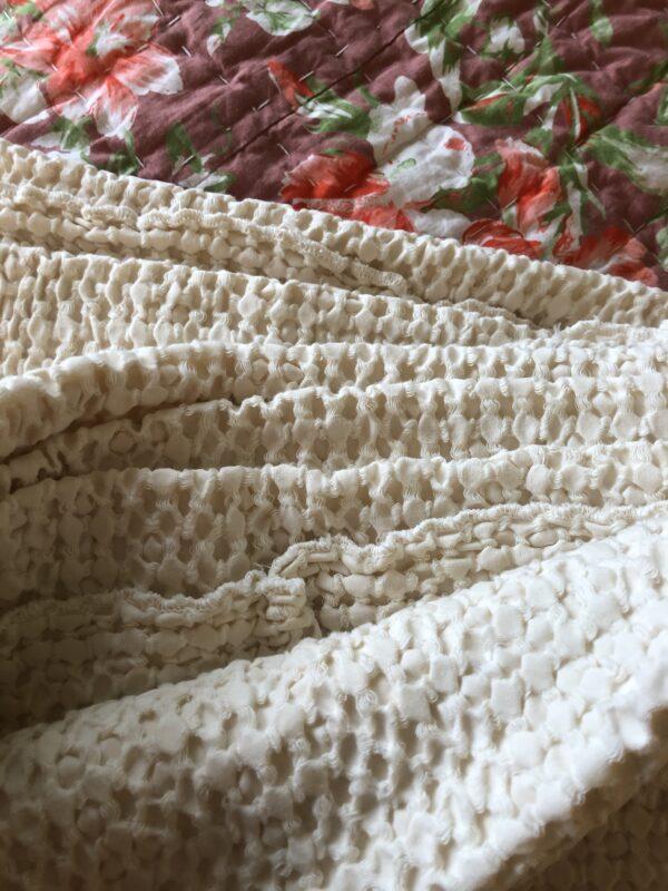 David Fussenegger throws blankets metaphore european home