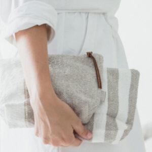 Libeco linen bags purses cases Belgian linen