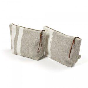Libeco belgian linen purses cases