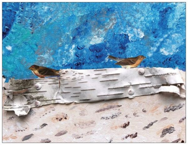 Linnea Gunnarsson Art Note Cards Shoreline Connecticut
