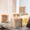 French soap scent candle Bougies la Francaise