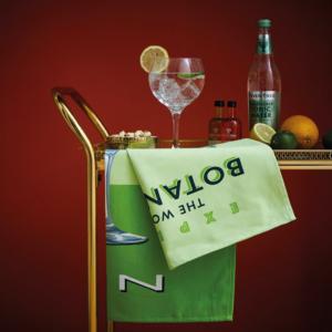 Gin Kitchen Towel Ulster Weavers Northern Ireland