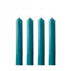 Bougies la Francaise dripless smokeless dinner candles