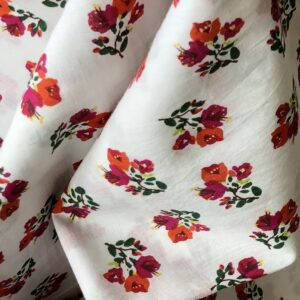 Petit Lucas French flowered pillow covers curtains