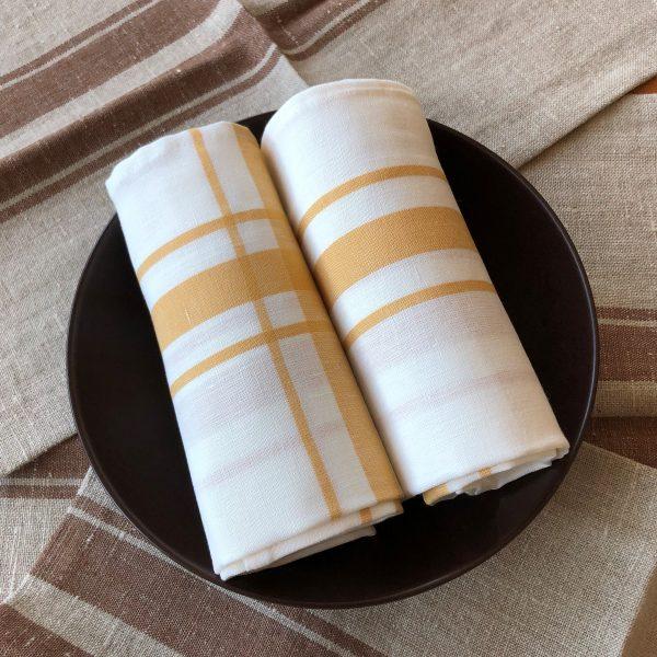 Libeco linen kitchen towel Camaret