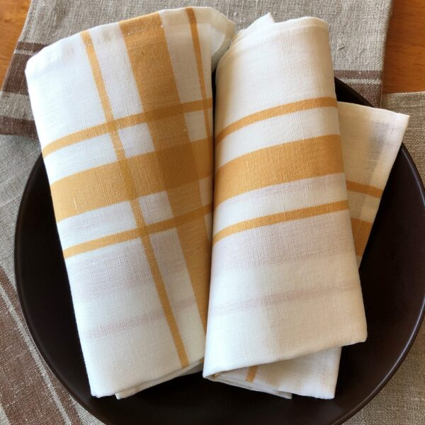 libeco linen dish towels Belgian linen