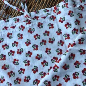 French flowered curtains Petit Lucas