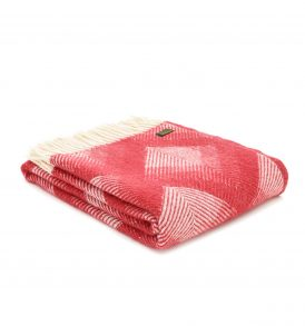 Tweedmill throw blanket Wales