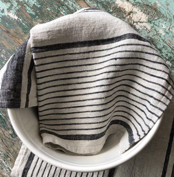 Linen dish towels Linen Casa