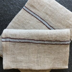 Libeco Rya linen napkin Belgian linen