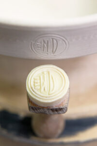 digoin stoneware pottery France