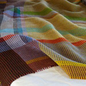 wallace sewell throw merino wool edith