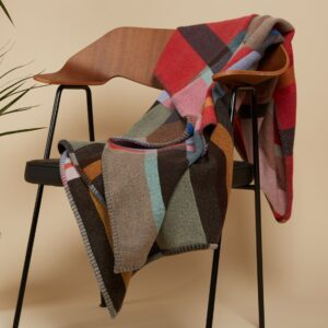 wallace sewell throw lasdun merino wool