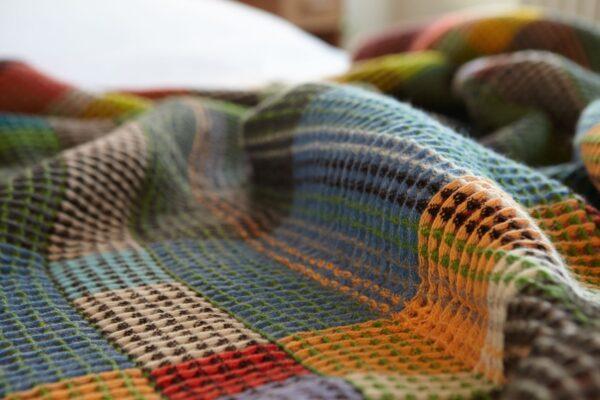 wallace sewell wool throw wilding merino wool