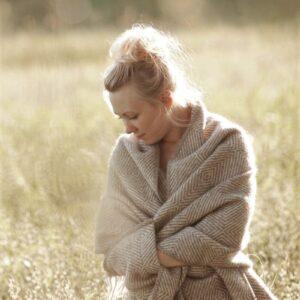 Lapuan Kankurit pocket shawl Finland