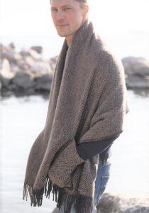 lapuan kankurit maria pocket shawl Finland