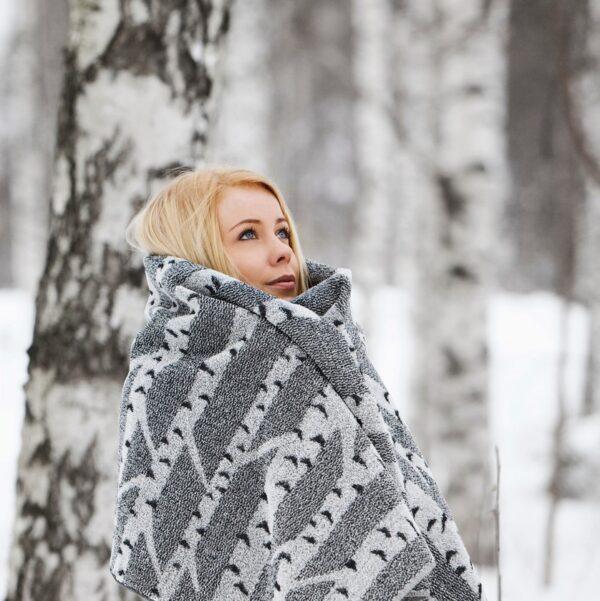 Lapuan Kankurit linen terry towel Finland