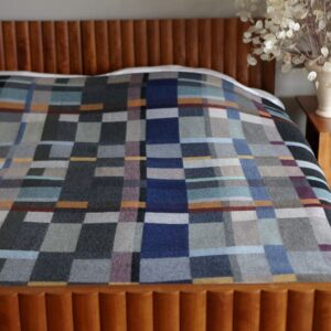 Wallace Sewell Erno Merino Wool Blanket