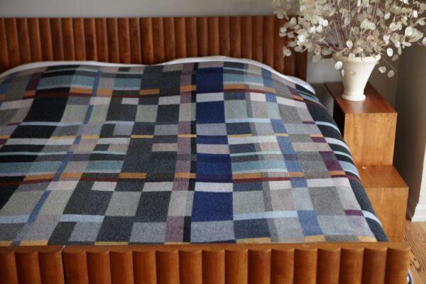 Wallace Sewell Erno Merino Wool Blanket