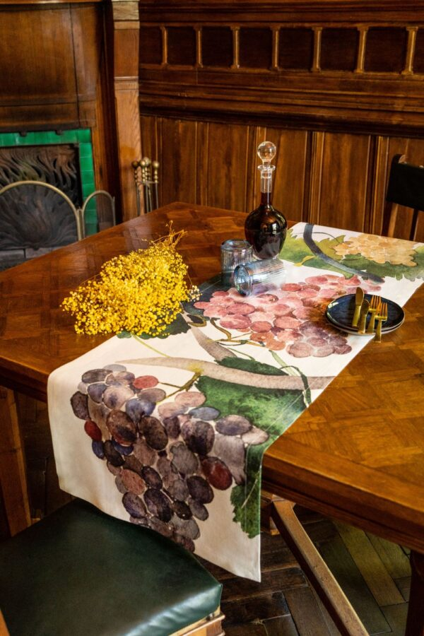 Napking linen table runners Siicily metaphore european home