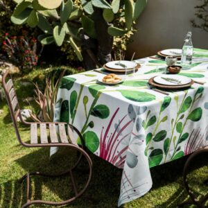 NapKing table linens Sicily linen metaphore european home