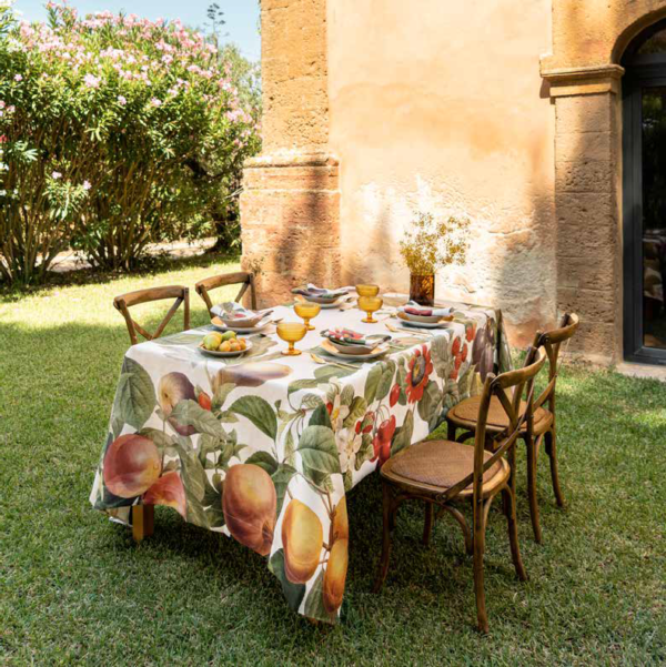 NapKing table linen Sicily Italy metaphore european home
