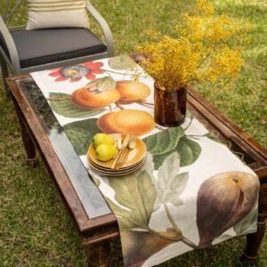 NapKing linen table runners metaphore european home