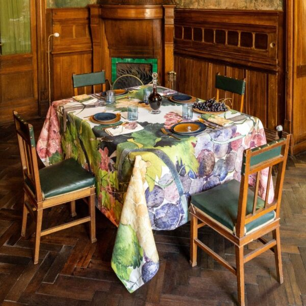 NapKing table linens Sicily metaphore european home