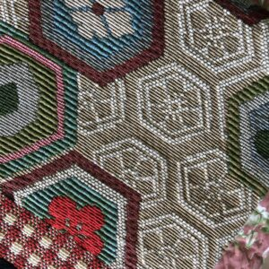 Miho rugs Italy cotton jacquard