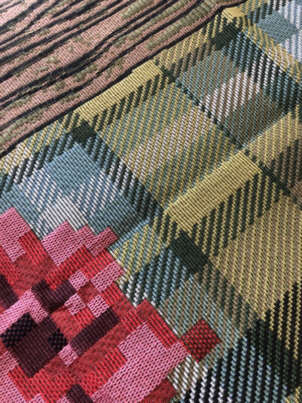 Miho Italian rugs jacquard